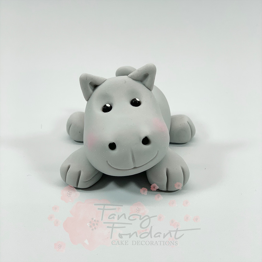Jungle Animals- Hippo (1)