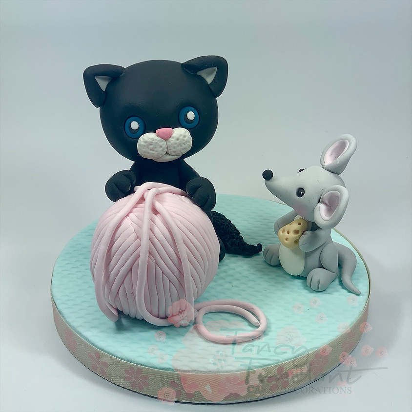 Cat and Mouse scene