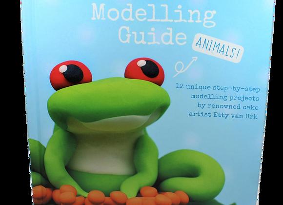 Cake Dutchess Modelling Guide Book
