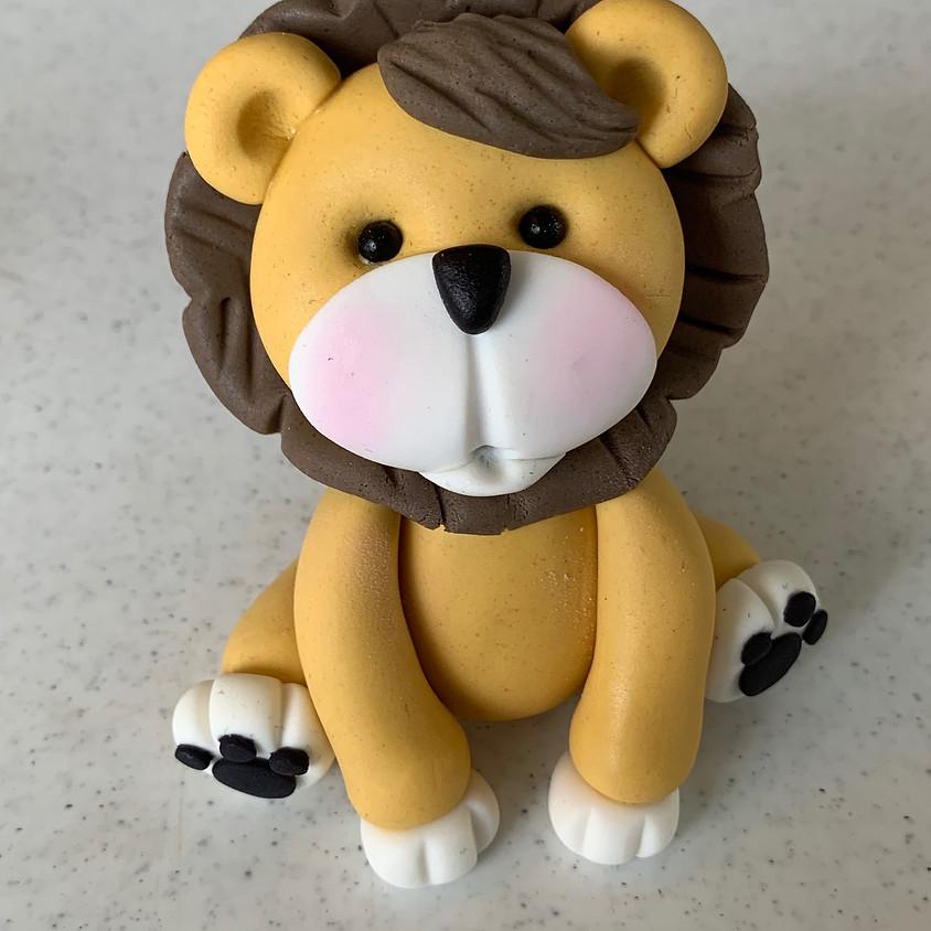 Jungle Animals- Lion (1)