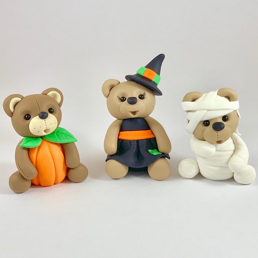 Halloween Teddys