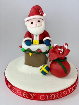 Santa in a Chimney.jpg
