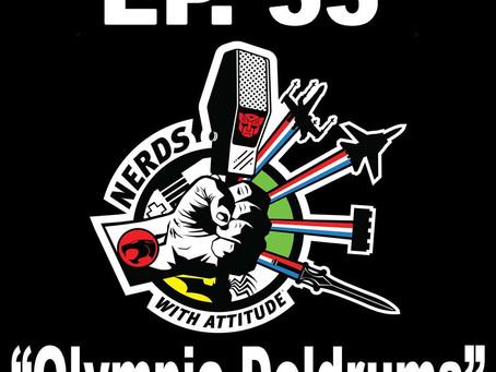 NWA Episode 55 - Olympic Doldrums
