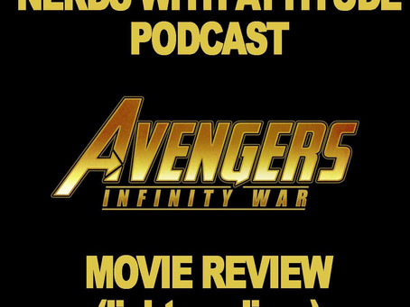 NWA - Special report: Avengers Infinity War Review