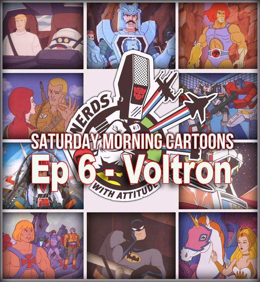 SMC-EP6: VOLTRON