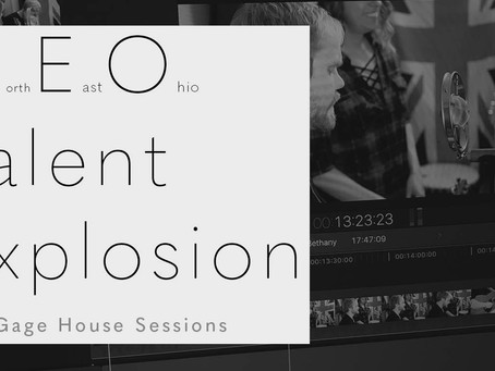 North East Ohio is Exploding with Talent - Gage House Sessions
