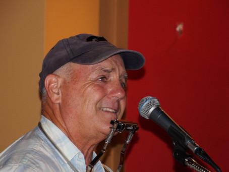 Behind The Sessions - Jim Zeller