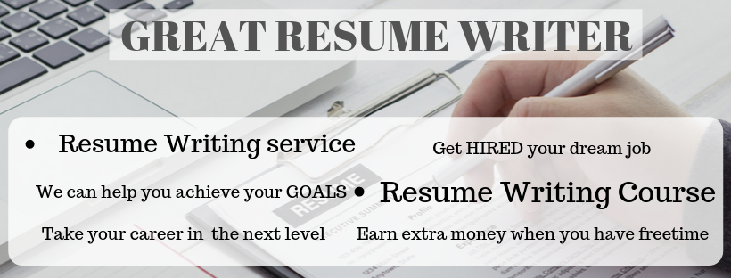 The Best Resume Service