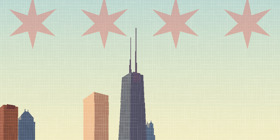 Behind the Stars: The Remarkable Women Who Helped Build Chicago
