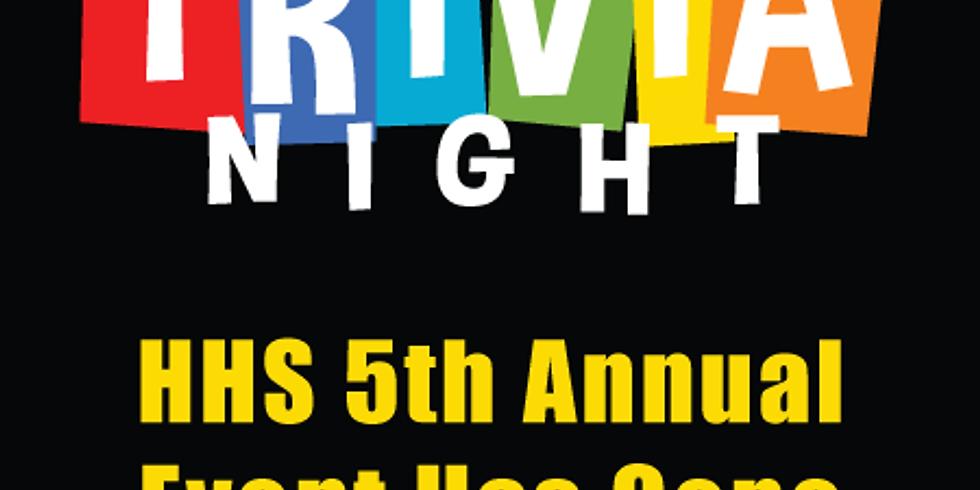 5th Annual Trivia Night