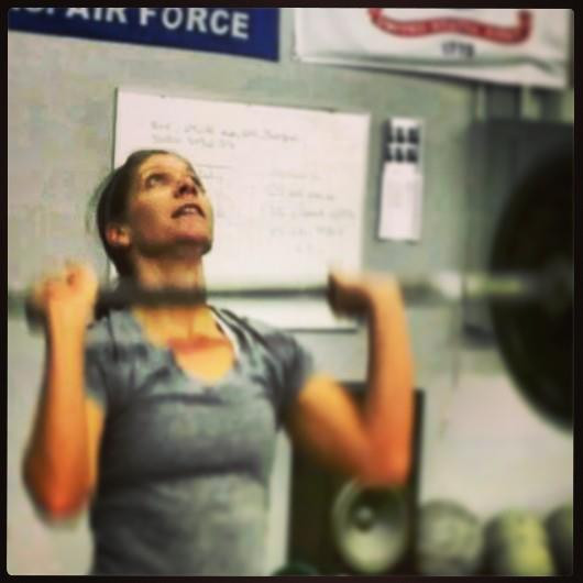 Crossfit Mommy