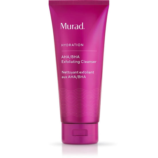 Murad - AHA BHA Exfoliating Cleanser, Top Brand in a Skincare Routine with the Best Reviews
