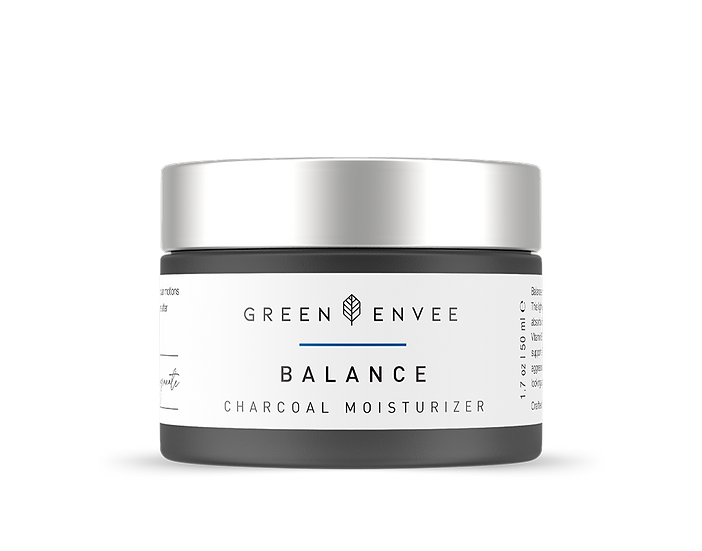 Green Envee - Balance Charcoal Moisturizer