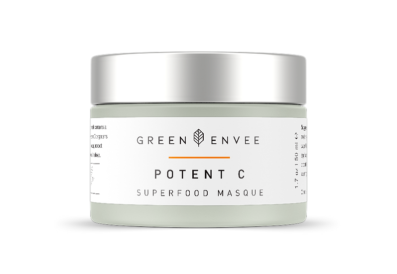 Green Envee - Potent C Superfood Masque