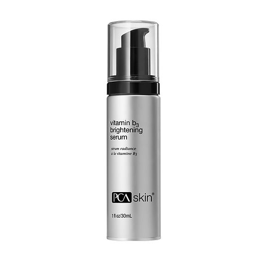 PCA Skin - Vitamin b3 Brightening Serum, one of the best skincare products to have in a skin care routine.