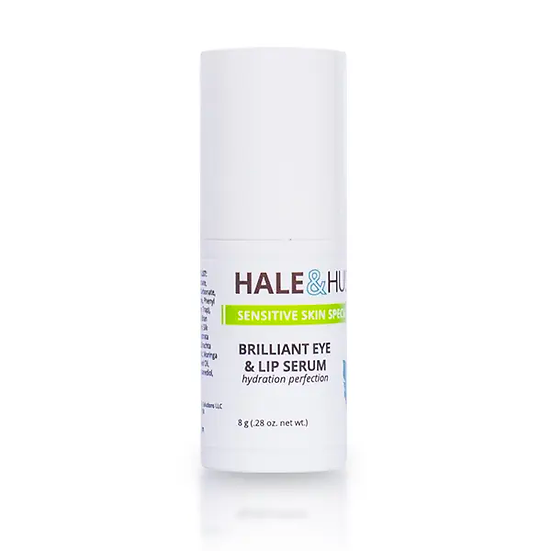 Hale & Hush - Brilliant Eye & Lip Serum, the best natural eye cream.