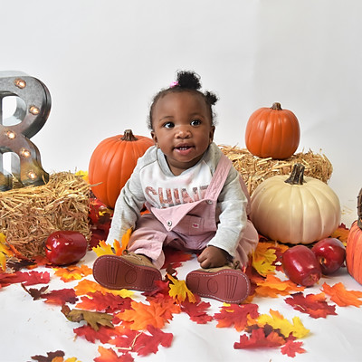 Riley's 1st Birthday Shoot