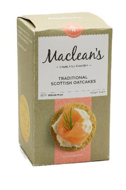 MacLean's Highland Bakery - Traditional Oatcake