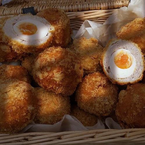 The Kitsch Hen Scotch Egg