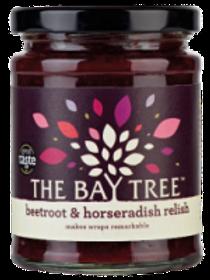 The Bay Tree - Beetroot & Horseradish Relish