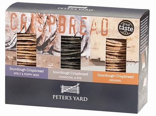 Peter's Yard Crispbread Selection box