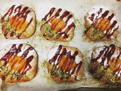Danish pastry - Fruit
