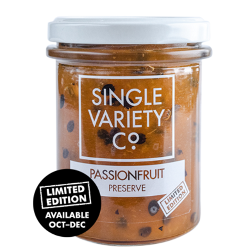 Single Variety Co - Passionfruit Preserve
