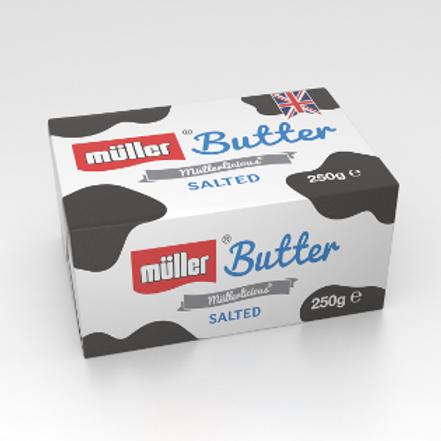 Müller Salted Butter (250g)