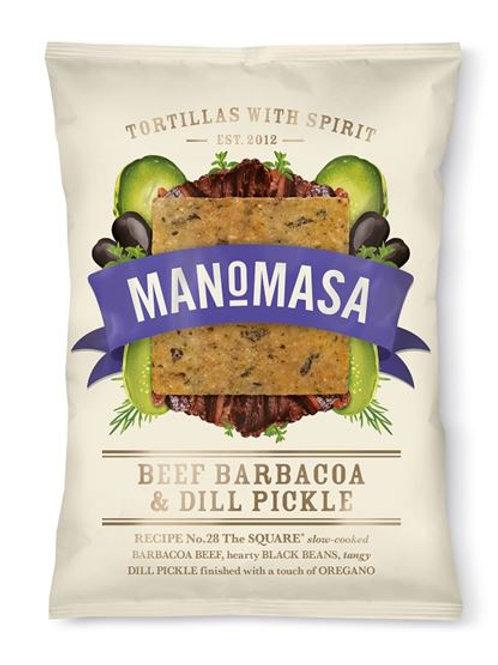 Manomasa - Beef Barbacoa & Dill Pickle