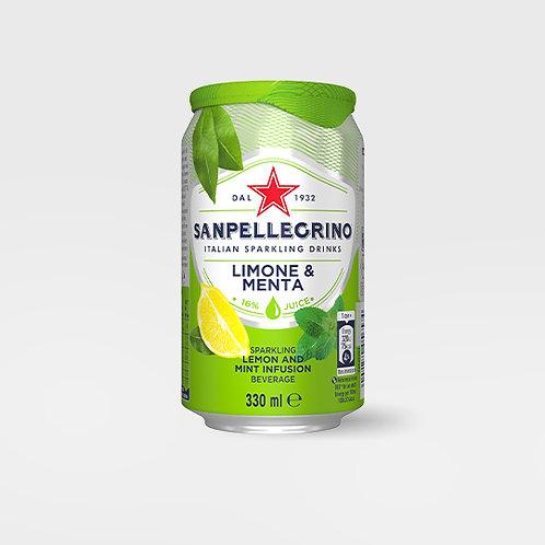 Sanpellegrino Lemon & Mint