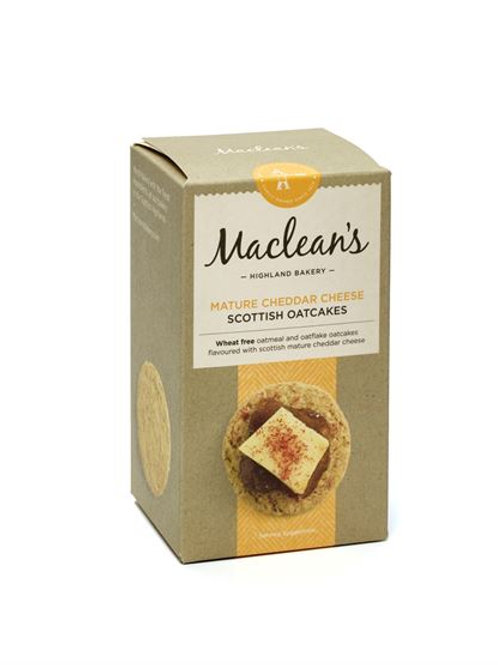 MacLean's Highland Bakery - Cheese Oatcake