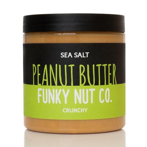 Sea Salt Peanut Butter (Palm-oil Free!) - 265g