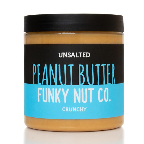Unsalted Peanut Butter (Palm-oil Free!) - 265g