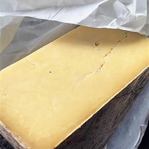 Pitchfork Cheddar (organic, raw milk)