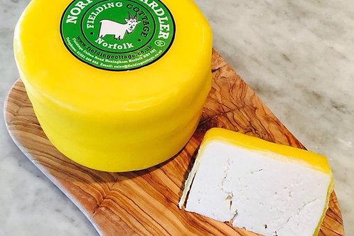Norfolk Mardler (goat's cheese)