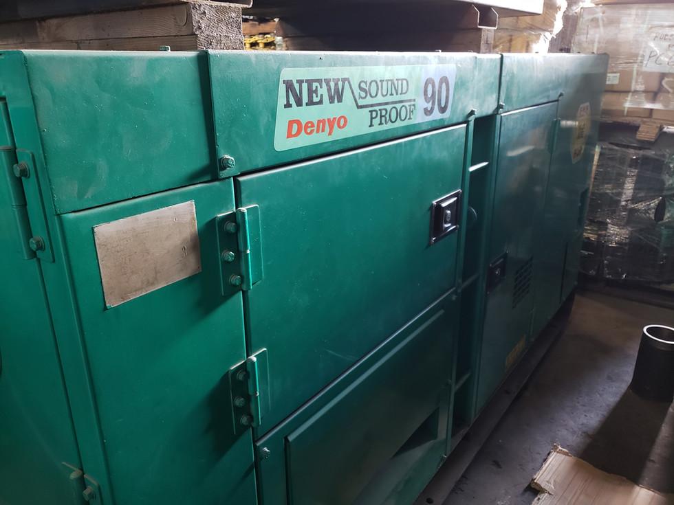 Denyo DCA 90 SPH Generator