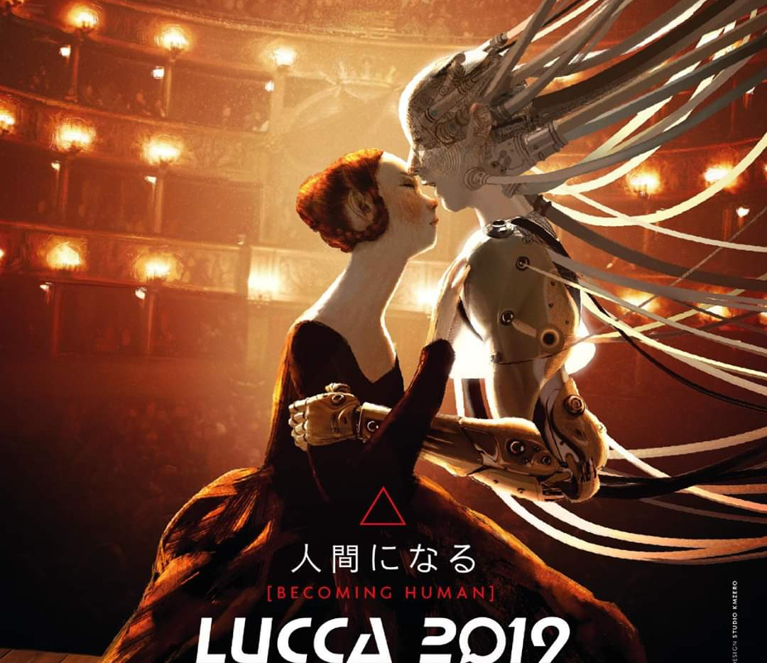 Lucca Comics and Games 2019