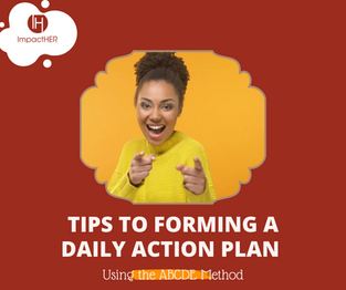 Tips to Forming a Daily Action Plan Using the ABCDE Method