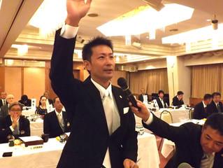 第1084回  入会式&メンバースピーチ例会