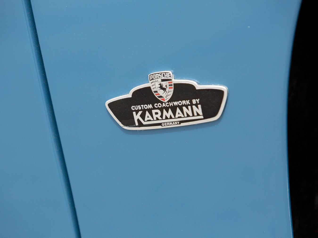 custom coachwork Karmann