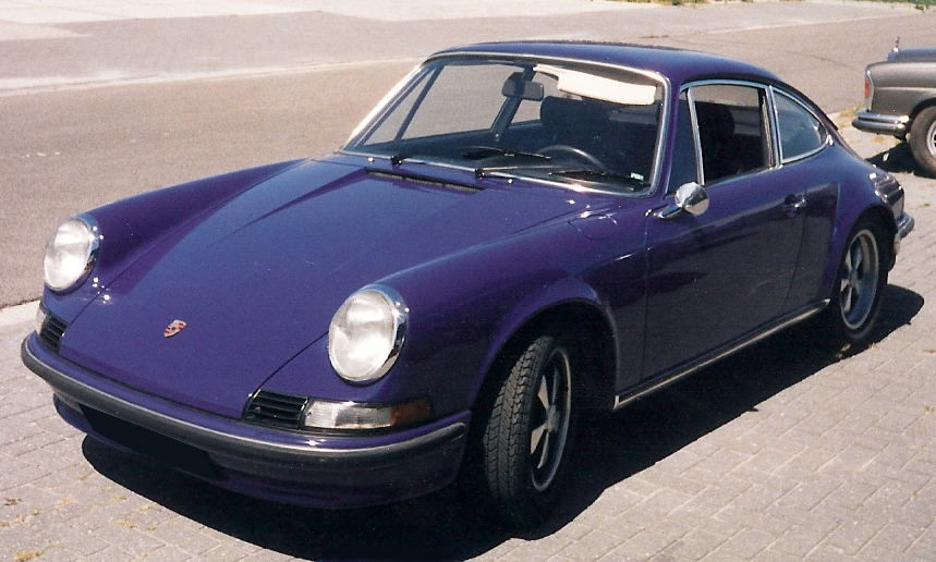 Porsche 911 2.4 S Coupe 1973