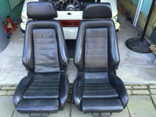 Vintage Recaro stoelen 74-75