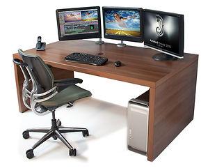 Big Slab Edit Desk