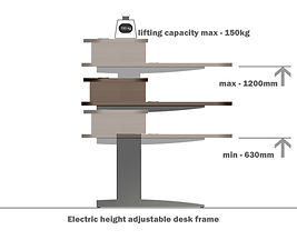 HEIGHT ADJUSTMENT DIAGRAM