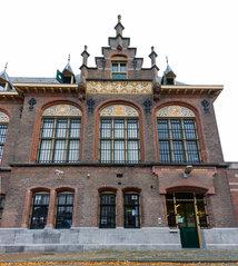 Psychologiepraktijk Zuijderwijk | hoofdingang | foto by mzdesignsphotography