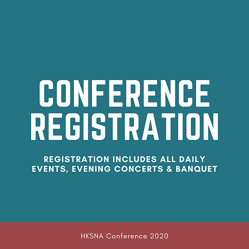 Conference Registration - Non-Member