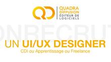 #onrecrute un UI/UX Designer pour rejoindre notre équipe !