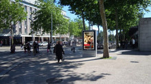 France : Clear Channel digitalise le centre-ville de Brest