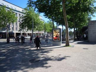 France : Clear Channel digitalise le centre-ville de Brest