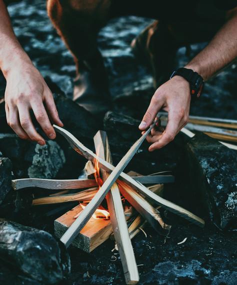 Team Adventure - fire element
